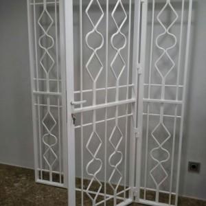 rejas de seguridad para puertas y ventanas
