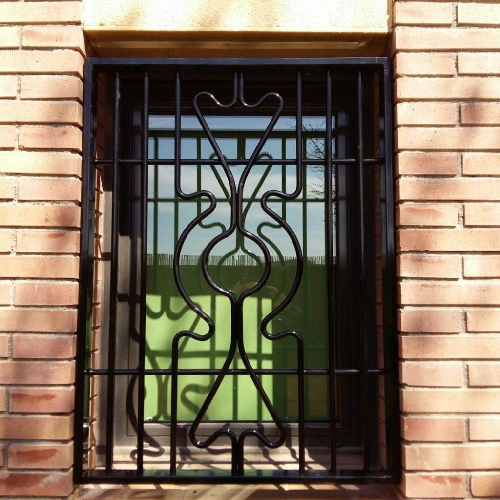fabricacion de rejas para ventanas